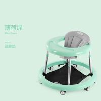 儿童学步车宝宝手推可坐折叠学行车6/7-18个月