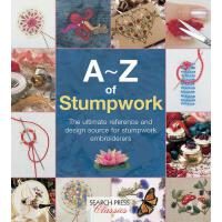 【预订】A-Z of Stumpwork The Ultimate Reference and Design Sour