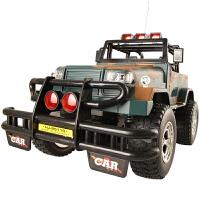 遥控车越野车儿童玩具车男孩电动充电漂移悍马遥控汽车