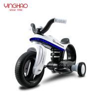 儿童电动车三轮车电动车儿童太空车玩具车星际摩托车电瓶