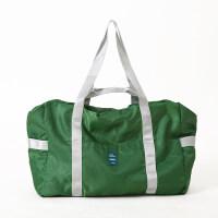 {夏季贱卖}待产包袋子出行旅行袋手提便携可折叠收纳包拎包小型行理�S行大包 深绿 大