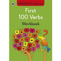English for Beginners:First 100 Verbs workbook我学习的100个动词练习册