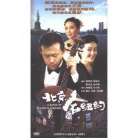 新华书店正版 二十一集电视连续剧 北京人在纽约 2碟装DVD 姜文 王姬