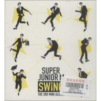 (CD)SUPER JUNIOR-M:SWING 嘶吼
