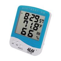 品益TA218B 电子温度计 室内 湿度计 家用 温湿度计 温度湿度计