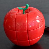 魔方苹果异形魔方二三四五阶魔方玩具顺滑2345阶初学送教程