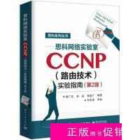 【二手旧书九成新技术】思科网络实验室CCNP(路由技术)实验指南