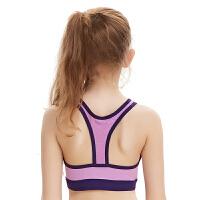 少女文胸学生初中生发育期运动薄款小背心式高中学生内衣13-18岁