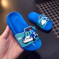 儿童拖鞋夏季小孩宝宝防滑软底室内中小童凉拖鞋