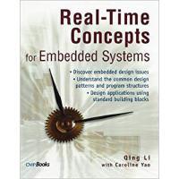 【预订】Real-Time Concepts for Embedded Systems 9781578201242