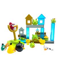 愤怒的小鸟玩具套装星 球大战积木组合套装 桌游积木玩具 全角色版
