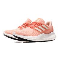 adidas阿迪达斯女子跑步鞋2018新款缓震跑步休闲运动鞋CG4745