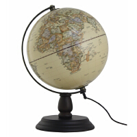 CT2502仿古灯光AR地球仪AR地球仪 新课标学生专用 学习文具