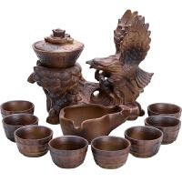 整套粗陶瓷半全自动茶具套装创意复古懒人防烫功夫泡茶水壶