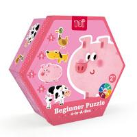 早教玩具1-2-3周岁男女孩玩具拼图幼儿宝宝大块益智拼图