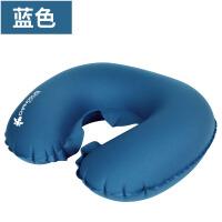 充气u型枕 便携旅行护颈枕 户外U形枕旅游睡枕飞机枕 护脖枕靠枕