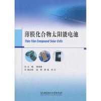 薄膜化合物太阳能电池 韩俊峰,赵明,廖成,刘江 北京理工大学出版社