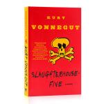 第五号屠宰场 英文原版 科幻小说 Slaughterhouse-Five 冯内古特 经典文学 外国文学 正版进口畅销书