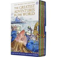 【首页抢券300-100】The Greatest Adventures in the World Collection