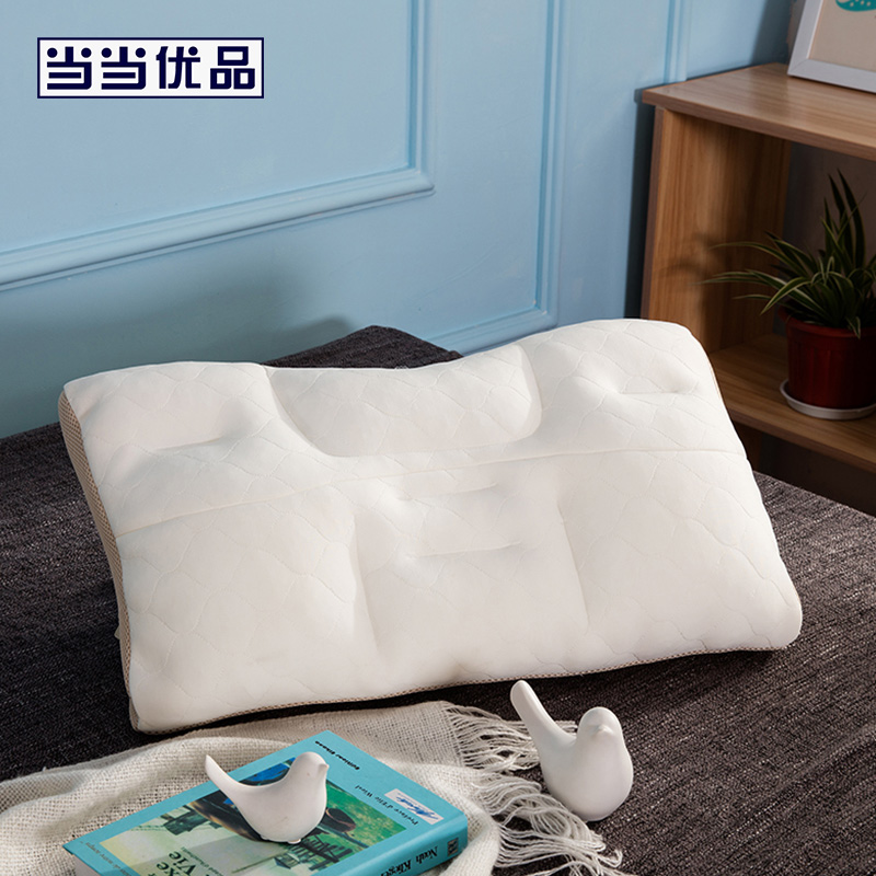 当当优品家纺 可调式健康枕芯 高弹软管枕头当当自营 西川制造商代工