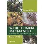 【预订】Wildlife Habitat Management 9781439878569