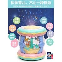 宝宝手拍鼓音乐儿童拍拍鼓电动可充电1岁0-6-12个月婴儿玩具益智3