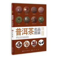 【二手旧书九成新】普洱茶名品图鉴 王广智 9787508837185 龙门书局