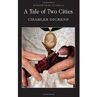 英文原版 A Tale of Two Cities 双城记