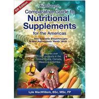 【现货】英文原版 北美营养品评鉴指南 NutriSearch Comparative Guide to Nutritional Supplements for the Americas