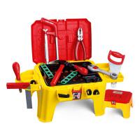 儿童工具箱玩具套装宝宝仿真女孩男孩过家家维修台修理螺丝刀