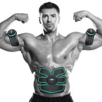 腹肌贴健身仪懒人收腹机智能器材家用男士肌肉训练家用健腹训练器