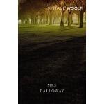 英文原版 弗吉尼亚・伍尔夫:达洛维夫人 Virginia Woolf: Mrs Dalloway
