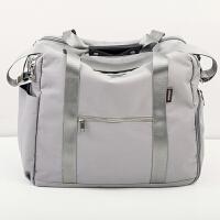 2手提拉杆包旅行包女拉杆袋男大容量防水行李包登机箱旅行袋 大