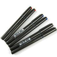 (支持货到付款)日本三菱笔UB-155耐水性走珠笔 不锈钢滚珠笔咀 三菱UB-155