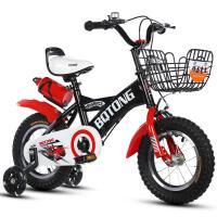 自行车3岁宝宝脚踏车2-4-6岁单车6-7-8-9-10岁童车