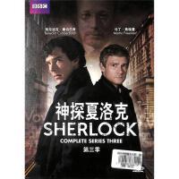 BBC神探夏洛克第三季DVD( 货号:779914508)