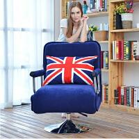 东木 可升降懒人沙发 布艺日式折叠沙发床 单人沙发休闲沙发榻榻米 躺椅折叠电脑椅