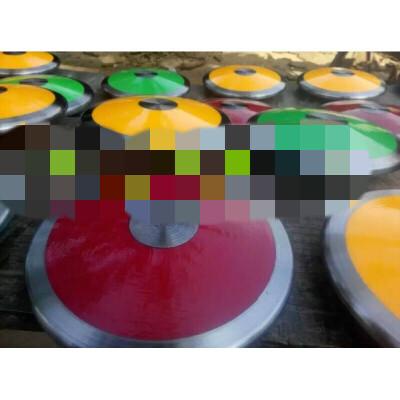 训练比赛铁饼学校田径体育用品投掷器材 紫色 2公斤尼龙铁饼 发货周期:一般在付款后2-90天左右发货,具体发货时间请以与客服协商的时间为准