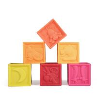 儿童大积木玩具拼装男女小孩1-2-3岁玩具宝宝软胶积木