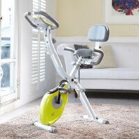 动感单车家用健身车超静音折叠室内自行车运动器材全身瘦减肥机女