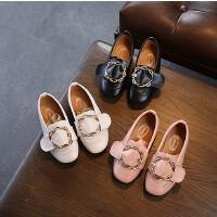 公主鞋小女孩鞋子�和�女豆豆鞋�底����鞋