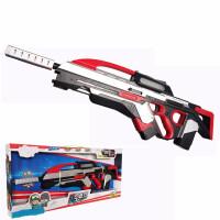 儿童电动玩具枪声音灯光震动小孩太空枪男孩3-4-5-8岁 FH-189闪电秩序