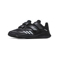 adidas阿迪达斯童鞋男魔术贴跑步鞋儿童运动鞋