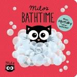 英文原版Milo's Bathtime