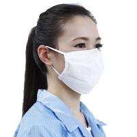 脱脂纱布口罩男防寒保暖可清洗加厚工业口罩女冬季透气防尘防雾霾