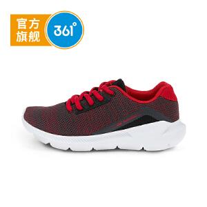 361度童鞋男童运动鞋18秋新款儿童跑鞋大童学生鞋子防滑N718517
