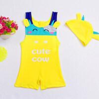 大小儿童连体泳衣婴儿平角泳裤表演服男童女童泳装宝宝游泳衣男孩