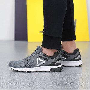 Reebok锐步男鞋跑步鞋2018年新款网面透气运动鞋BD4708