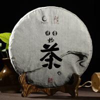 [当当自营] 云南普洱茶熟饼 才者妙茶心古树纯料熟茶