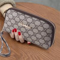 新款妈妈手拿包手机零钱包 手提包贝壳包女包钥匙包手挽小包定制 花色 1035